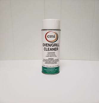 CMI OVEN & GRILL CLEANER 12/CS